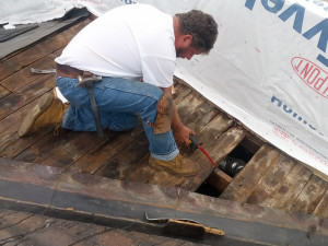 Commercial Repair During