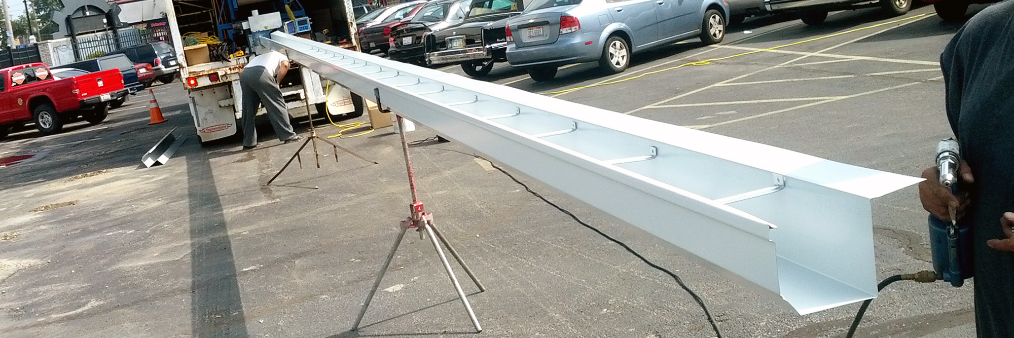 Gutters Amp Downspouts Reader Roofing