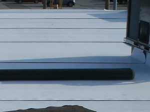 Thermoplastic Roof