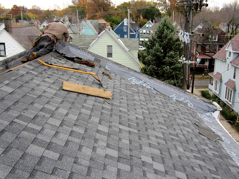 Cleveland Roofing Services