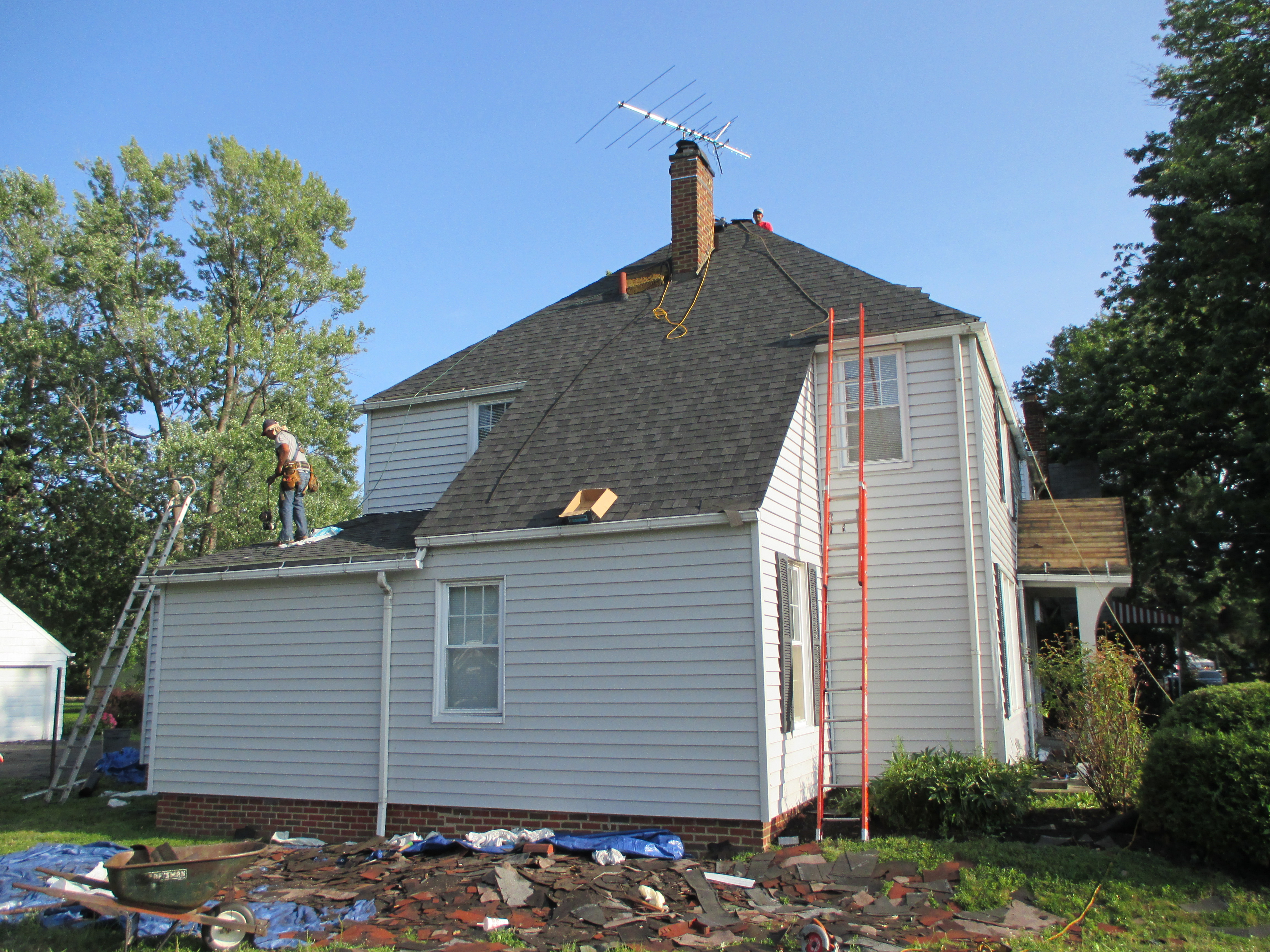 Mayfield Heights Roofing Contractor