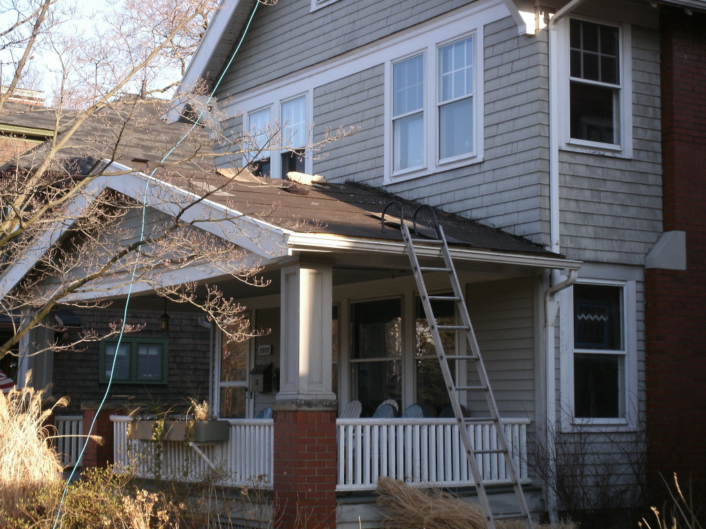 Cleveland Heights Residential Roofing